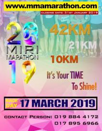 Miri Marathon 2019