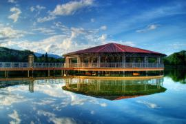 Danu Lake Festival (Pesta Tasik Danu Serian) 2019