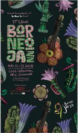 Borneo Jazz Festival 2019
