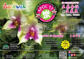 Asia Pacific Orchid Conference (APOC13)