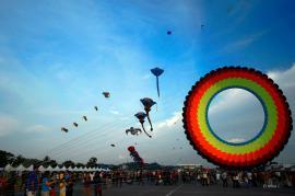 Borneo International Kite Festival