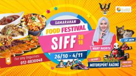 Samarahan International Food Festival