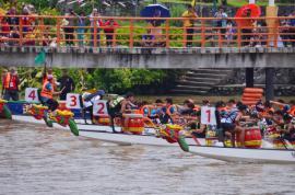 Sarawak International Dragon Boat Regatta 2019