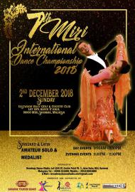 8th Miri International Dance Championship