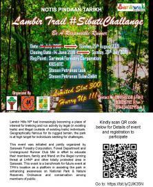 Lambir Trail #SibutiChallenge