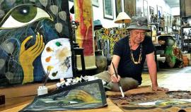 Driven by Aspirations - My Artistic Journey : Ramsay Ong
