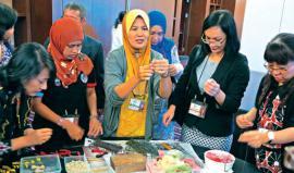 6th Borneo International Beads Workshop 2019