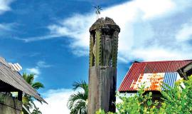 Sarawakiana Carnival 2019 : Sarawakian Talk Series : JERUNEI - Melanau Burial Totem Pole