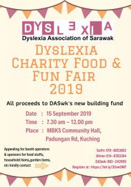Dyslexia Food and Fun Fair