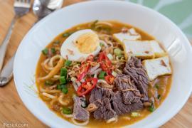 Kursus Kulinari - Mee Jawa & Mee Kari