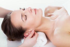 Kursus Urut & Spa : Stress Relief Massage