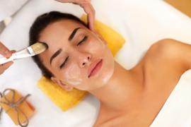 Kursus Urut & Spa : Intensive Facial Treatment