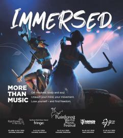 The Rainforest World Music Festival 2020