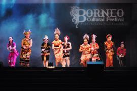 Borneo Cultural Festival 2020